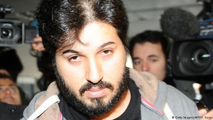 دادستان آمریکایی: رضا ضراب متهم به نقض جدی امنیت ملی است