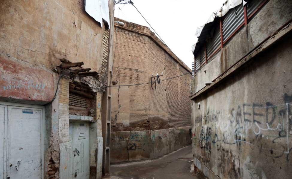 هشدار در خصوص خطرات بافت فرسوده شیراز