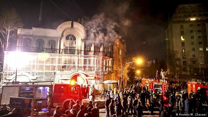 از زمان حمله به سفارت عربستان، هتلهای مشهد خالی ماندهاند