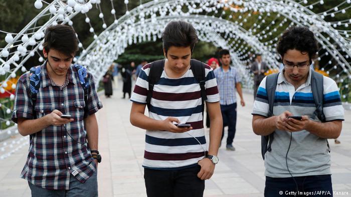 بیش از ۲۷ میلیون نفر در ایران مشترک اینترنت موبایل هستند