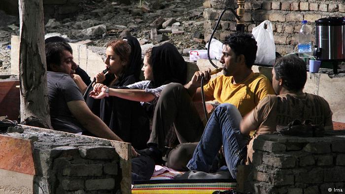 گسترش مصرف قلیان به ویژه در میان زنان ایرانی
