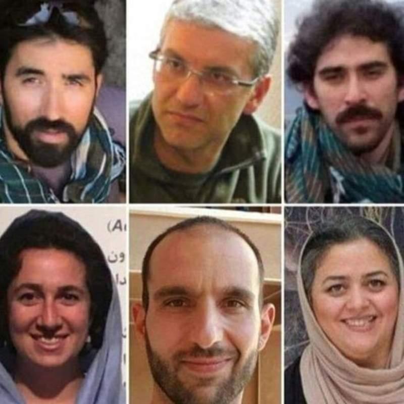 هیات چهار نفره دولت: فعالان محیط زیست بازداشتی «جاسوس نیستند»