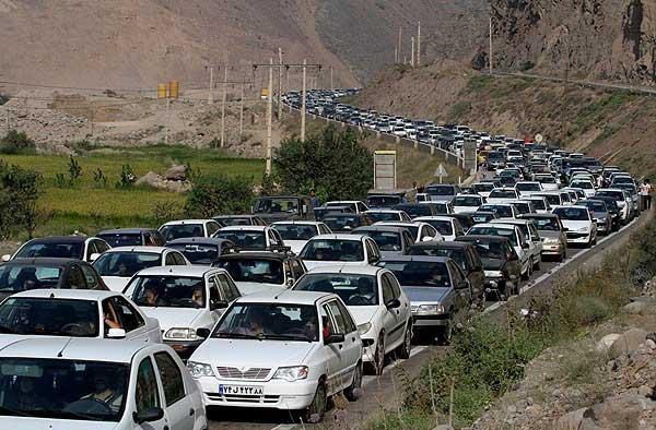 مرگ بیش از 5300 نفر در تصادفات نوروز پنج سال گذشته