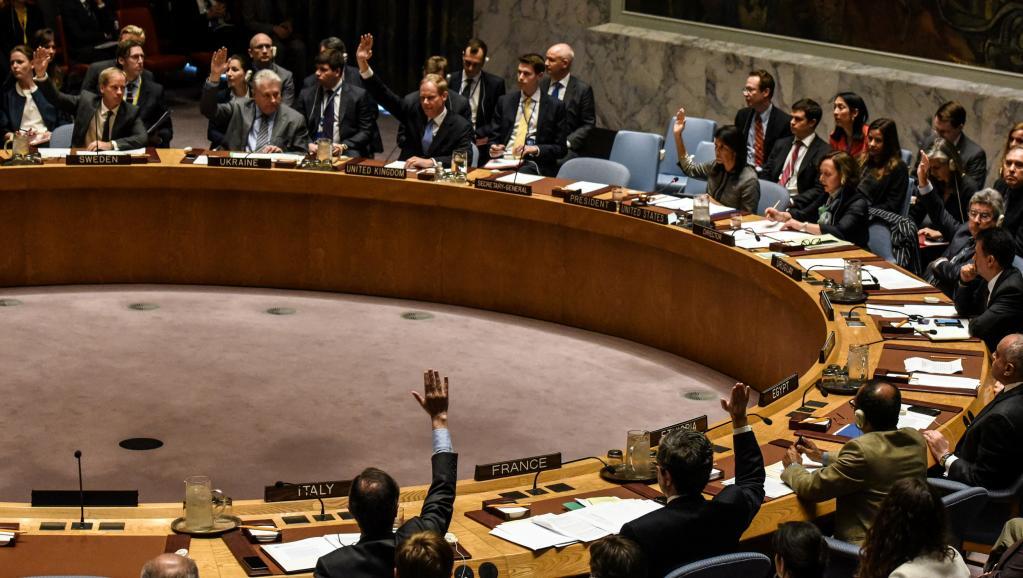 روسیه برای هشتمین بار قطعنامه شورای امنیت درباره سوریه را وتو کرد