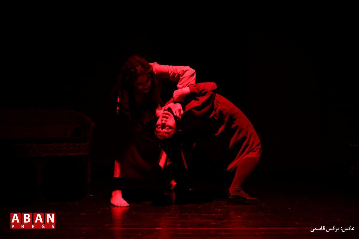 آلبوم عکس؛ تئاتر «شیاطین را فرابخوان»