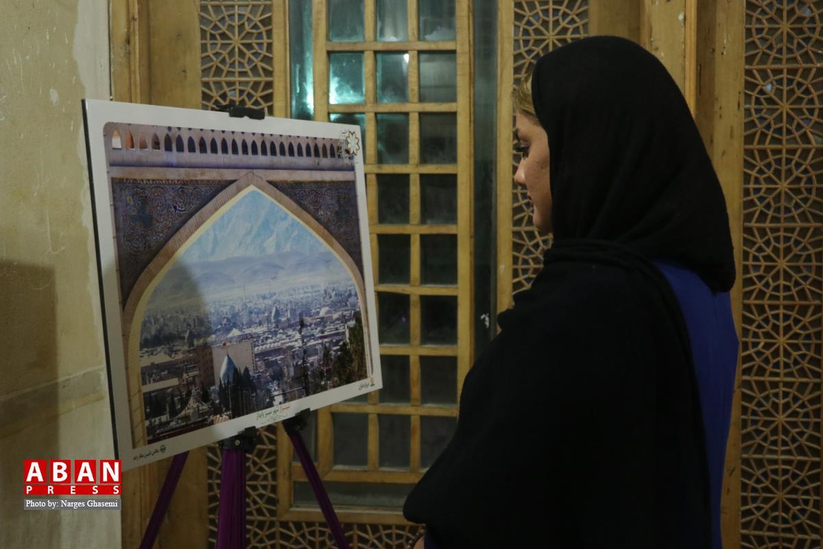 آلبوم عکس؛ نمایشگاه شیراز شهر سبز پایدار