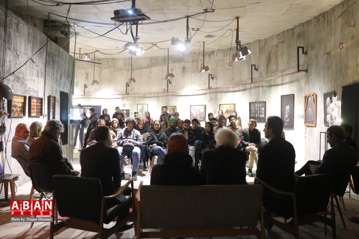 نمایشگاه مشترک هنرمندان ایرانی و آلمانی در شیراز