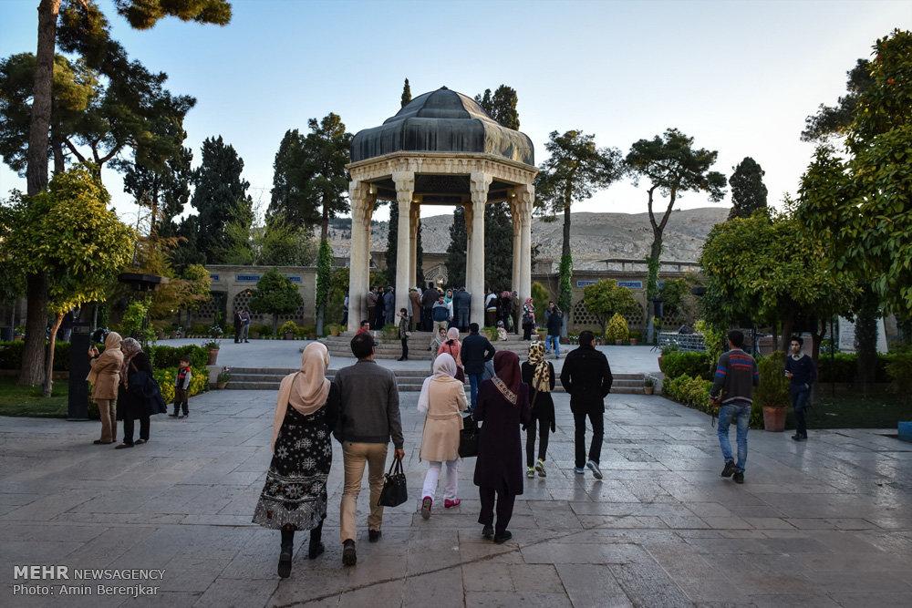 شیراز، اصفهان و یزد مثلث طلایی گردشگری تشکیل میدهند