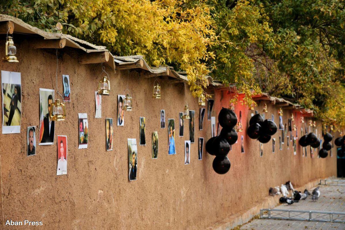 آلبوم عکس؛ مراسم روز جهانی یادبود قربانیان تصادفات رانندگی در شیراز