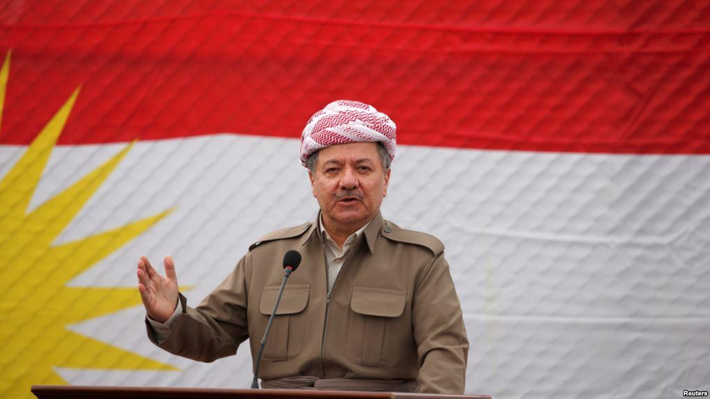 بارزانی پس از مصوبه پارلمان عراق: همه پرسی در موعد مقرر برگزار خواهد شد