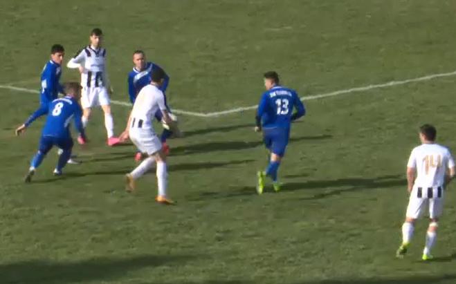 شوت مرگبار؛ فوتبالیست کروات در زمین فوتبال جان باخت