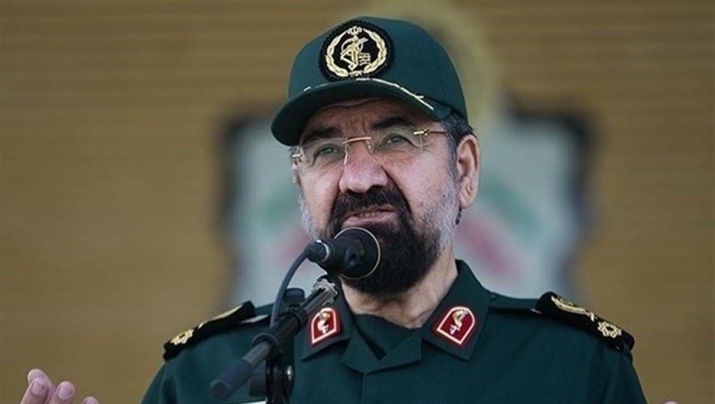 محسن رضایی نسبت به حملۀ نظامی آمریکا هشدار داد