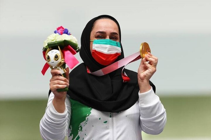 استقبال از قهرمانان پارالمپیک در شیراز؛ ۱۸ شهریور