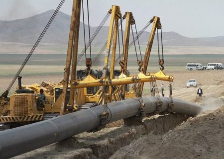 موافقت با احداث خط لوله انتقال فرآوردههای نفتی از بندرعباس به شیراز