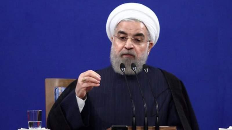 روحانی خطاب به پمپئو: چه کاره هستی که برای ایران و جهان تعیین تکلیف کنی؟