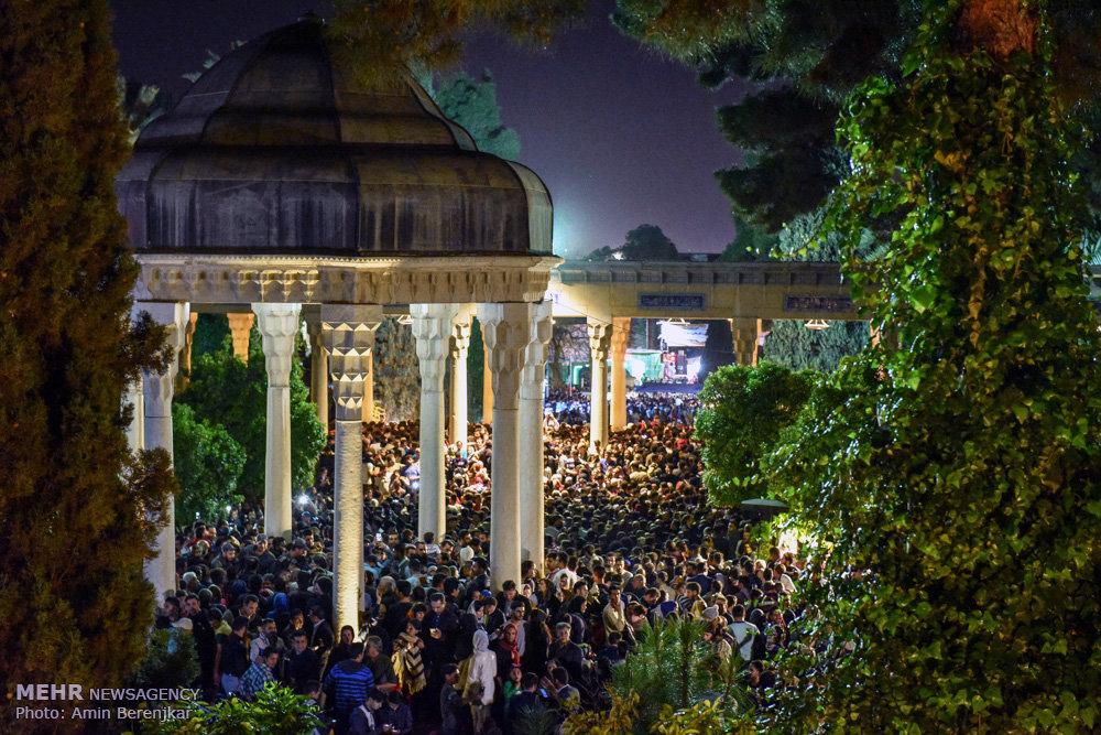آمار بازدید از اماکن گردشگری و تاریخی شیراز
