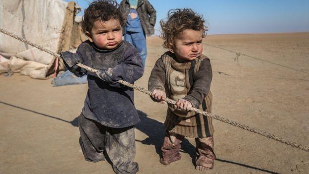 «سال 2016؛ مرگبارترین سال برای کودکان در سوریه»