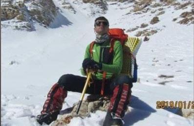 پیکر کوهنورد شیرازی بعد از ۳ ماه در علمکوه پیدا شد