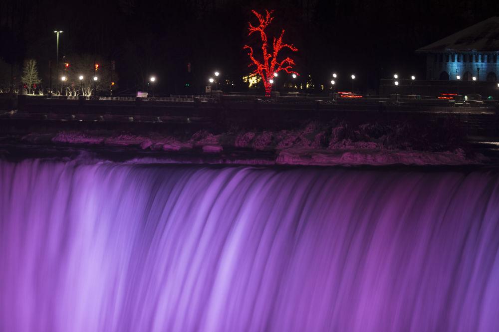 آلبوم عکس؛ آبشار نیاگارا