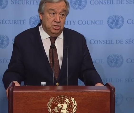 دبیر کل سازمان ملل: فرمان ممنوعیت ورود به آمریکا لغو شود