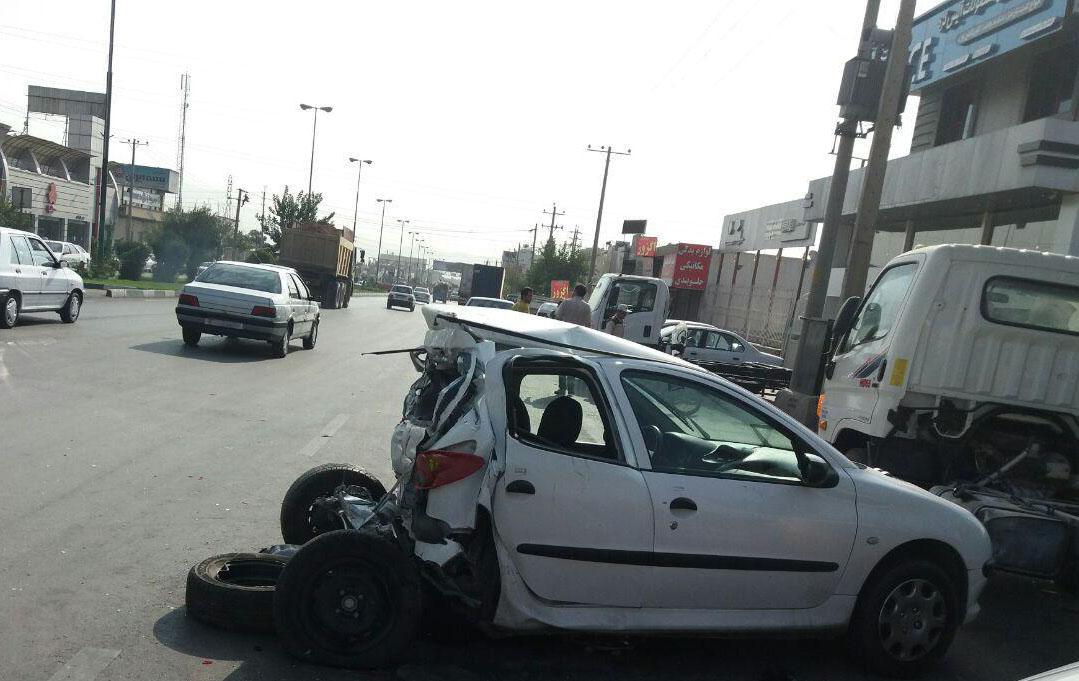 ضیافت شیطان در خیابانهای شیراز