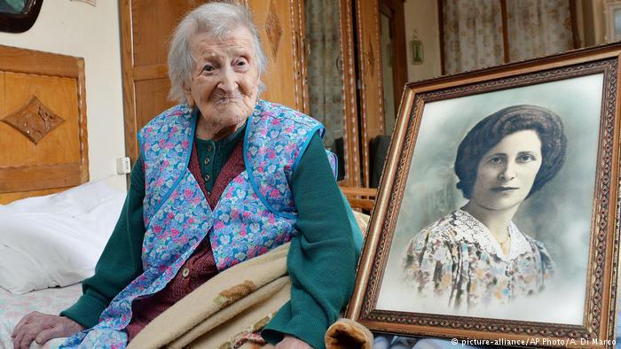 پیرترین زن جهان در ۱۱۷سالگی درگذشت