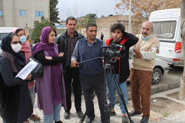 آغاز تولید فیلم کوتاه «صبحِ جان بخش» در شیراز