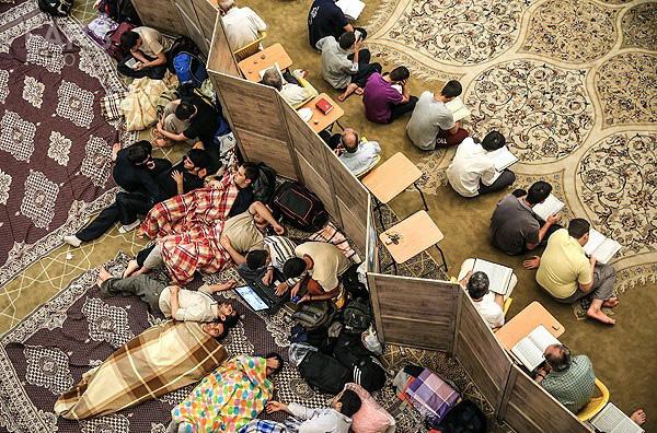 لغو مراسم اعتکاف در فارس به دلیل کرونا