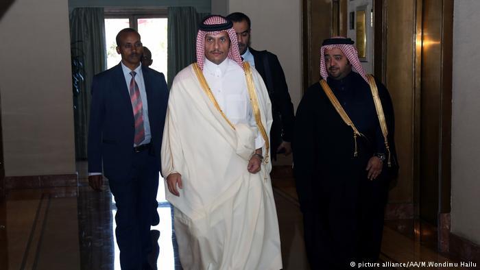 پایان محاصره، شرط قطر برای مذاکره با عربستان