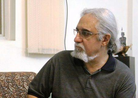موسیقیدان قدیمی شیرازی به دلیل کرونا در بیمارستان بستری شد