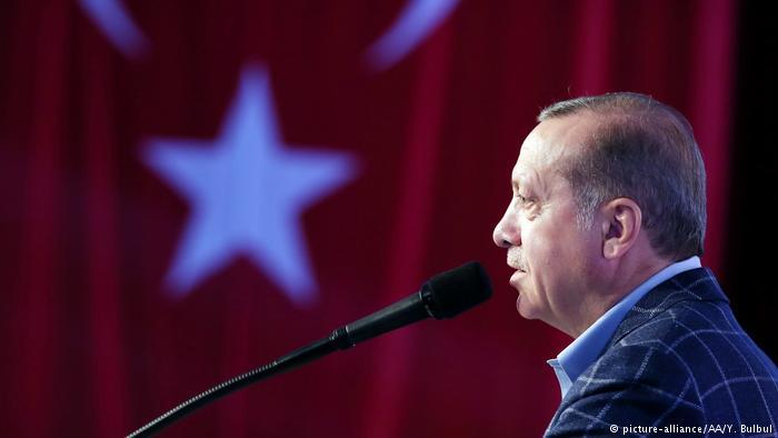 اردوغان: به عملیات نظامی در سوریه ادامه میدهیم