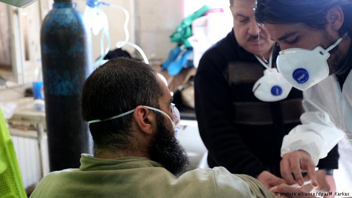 فرانسه: شورای امنیت به حمله شیمیایی در سوریه رسیدگی کند