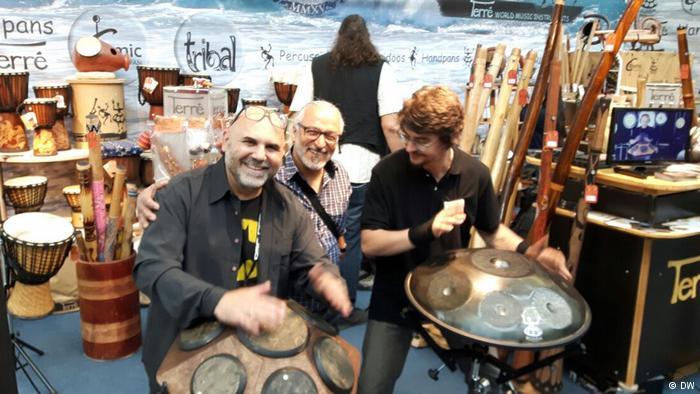 نمایشگاه جهانی موسیقی در فرانکفورت؛ کمرنگ اما پرصدا