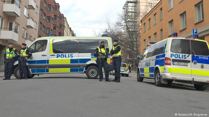 مظنون بازداشتشده، به حمله تروریستی استکهلم اعتراف کرد