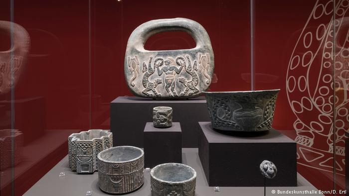 سفری به تمدن چندهزار ساله ایرانی در نمایشگاه شهر بن