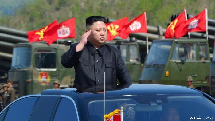 ترامپ در برابر کره شمالی یک جبهه متحد تشکیل میدهد