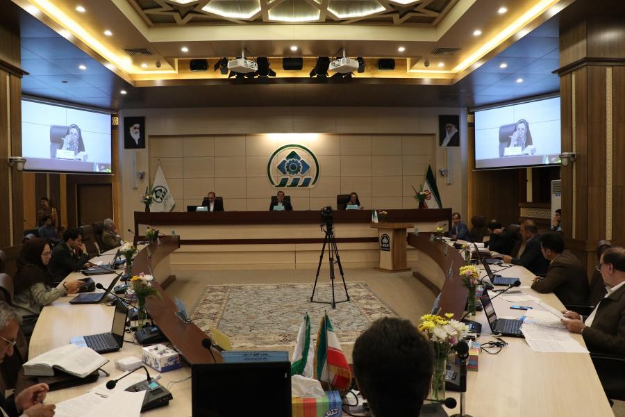عضو شورای شهر شیراز: در تصویب لایحه دریافت عوارض از موسسات و اماکن فرهنگی و هنری شتاب کردیم