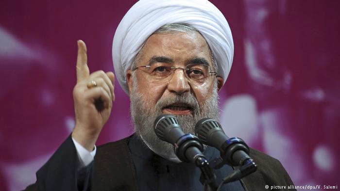 روحانی: صلح شهامت میخواهد