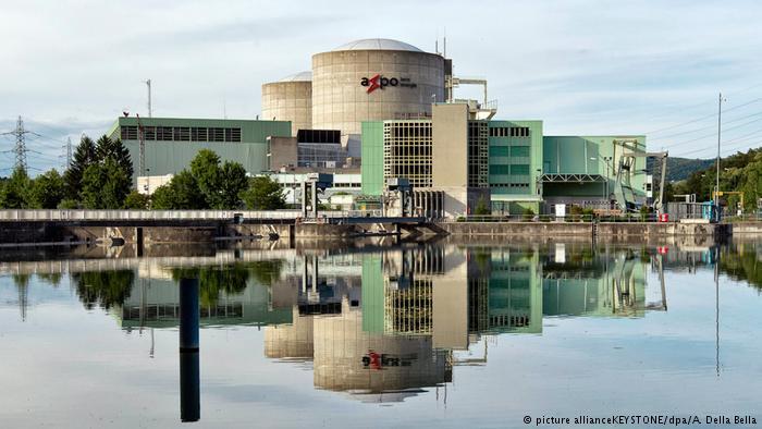 سوئیس با تولید انرژی اتمی وداع میکند