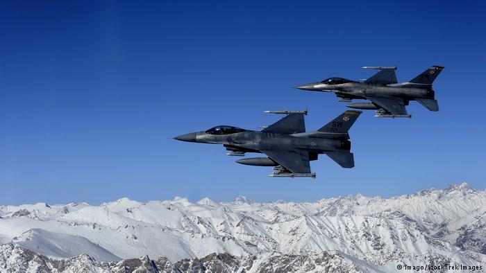 حملات هوایی آمریکا در افغانستان سه برابر شده است