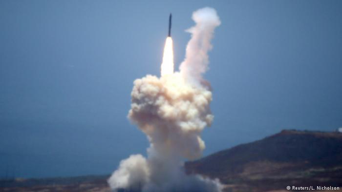 آزمایش موفقیتآمیز سامانه دفاع ضد موشکی آمریکا