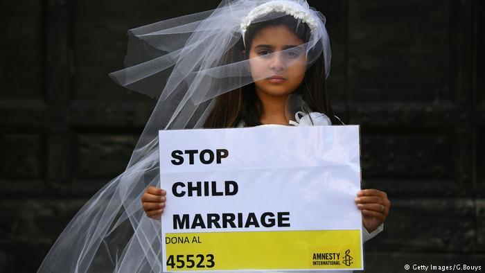 ۳۶ هزار ازدواج و۱۲۰۰ طلاق کودک در یک سال