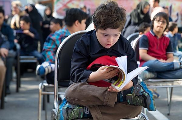 ۱۲ هزار دانش آموز در مدارس استثنایی فارس درس میخوانند