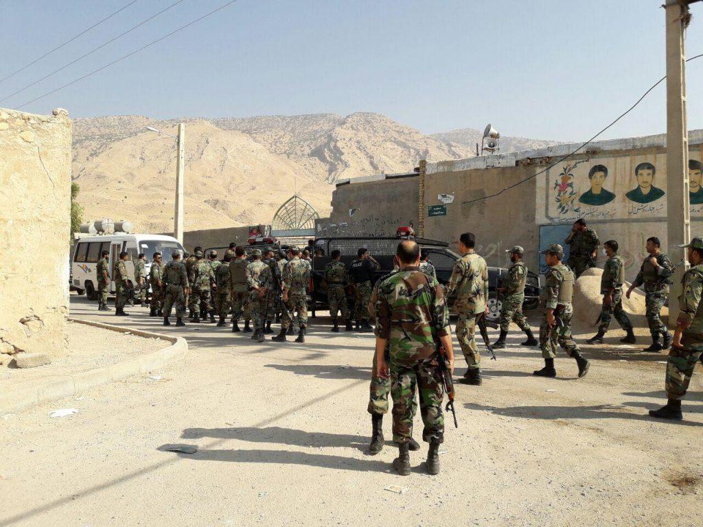 مدارس روستای پتک در خوزستان از بیم درگیریهای طایفهای باز هم تعطیل شد