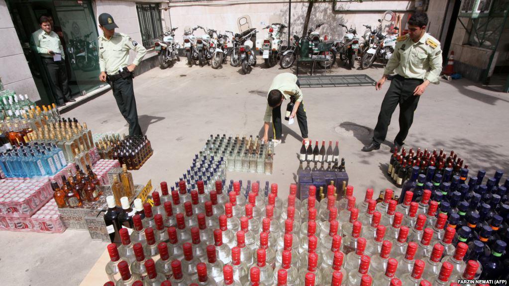 مرگ 153 ایرانی در سال 95 به دلیل نوشیدن مشروبات الکلی تقلبی