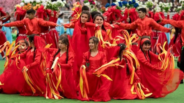 آلبوم عکس: جشنهای نوروزی تاجیکستان