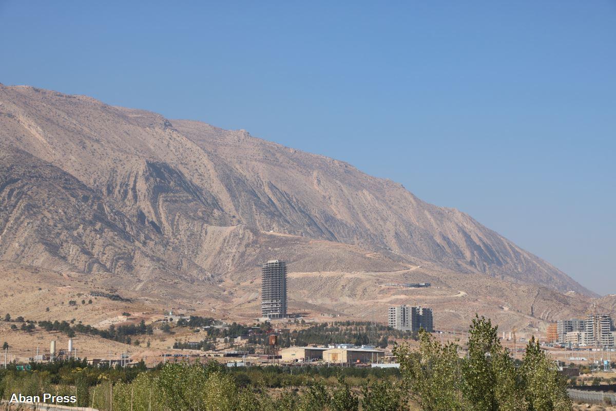 هشدار درباره خطر زمینلغزش ساختوسازها در ارتفاعات شیراز