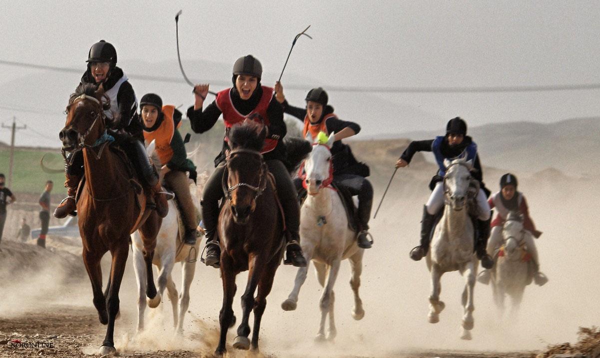 آلبوم عکس؛ مسابقات اسب سواری در ممسنی فارس
