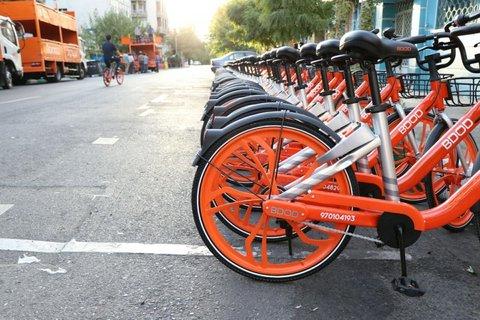 اجرای طرح دوچرخههای هوشمند در شیراز تا پایان امسال