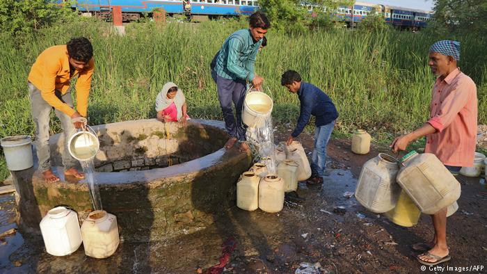 """هشدار """"صندوق جهانی حیات وحش"""" درباره کمبود وحشتناک آب"""